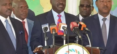 NASA's secret weapon against Uhuru in August elections REVEALED