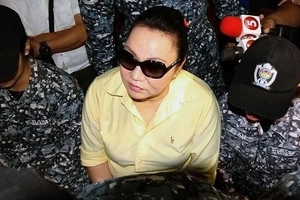 Camp Bagong Diwa is now housing alleged scam queen Janet Napoles
