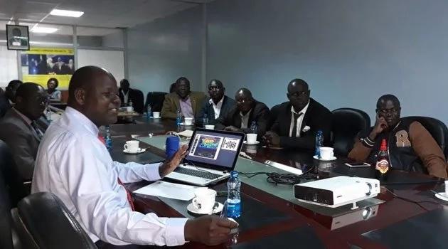 Luo politicians pledge to support Uhuru Kenyatta's presidency