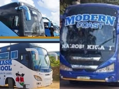 List of bedbug infested, long-distance buses in Kenya as told by Kenyans themselves