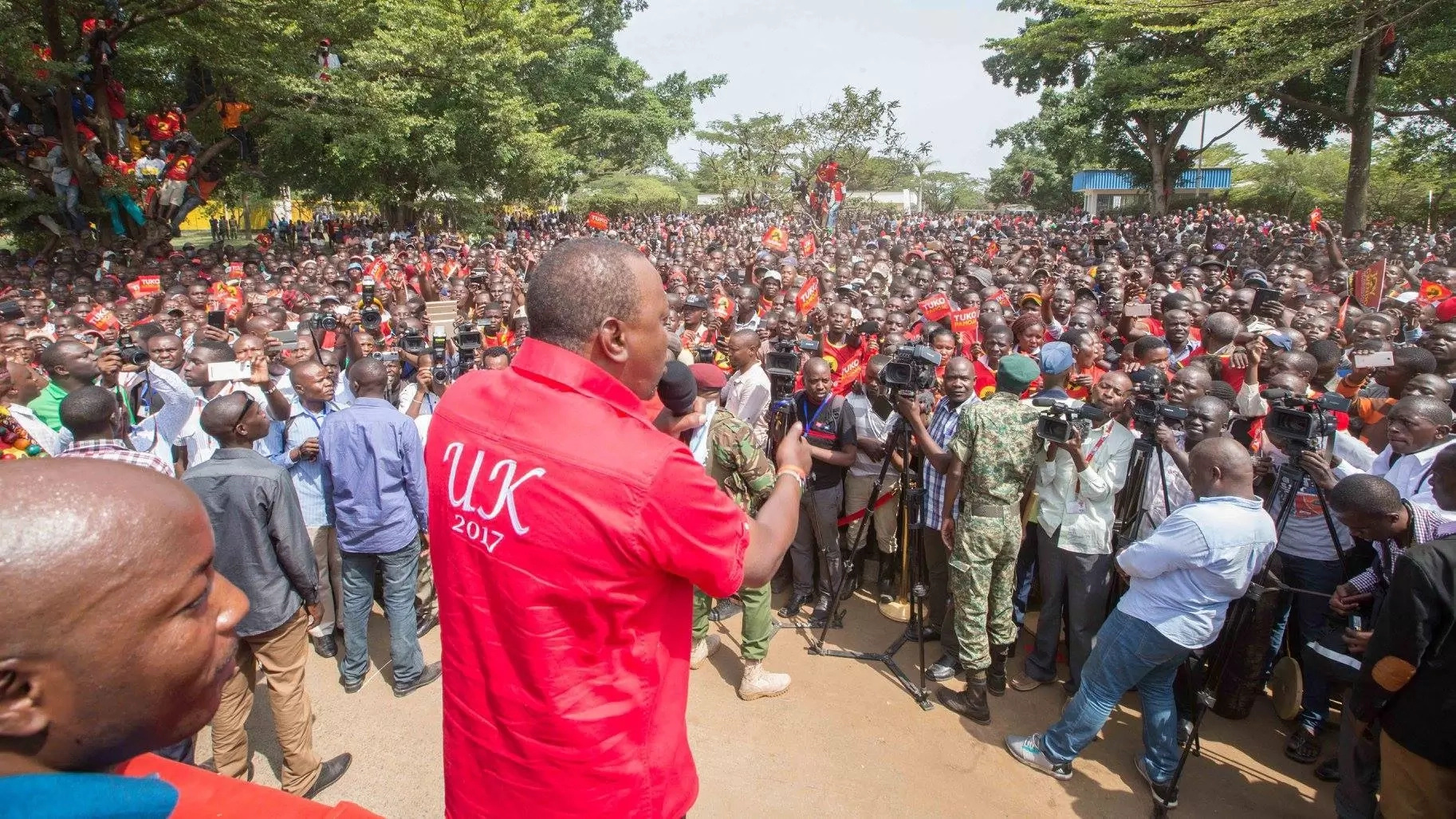 Jubilee leaders speak after DP Ruto faced hostility in Kisumu