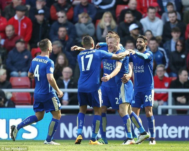 Leicester City secure historic Champions League spot