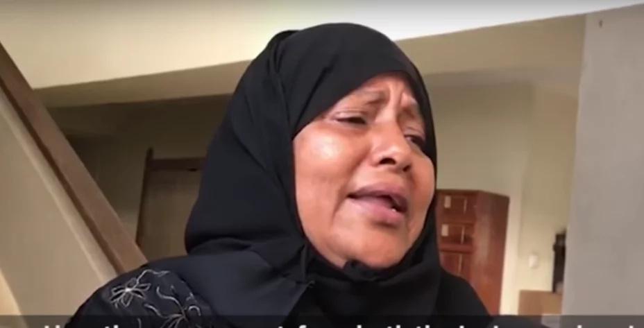 Drug lord Ibrahim Akasha's widow