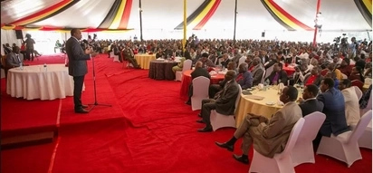 Viongozi wa Ukambani wazozania 'chapaa' mbele ya Rais Uhuru
