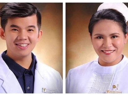 2 Nursing graduates from Cebu die in a tragic car accident the very same day they passed exam