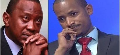 Uhuru asema hana ubaya na Babu Owino lakini ni sharti kuheshimi wazee