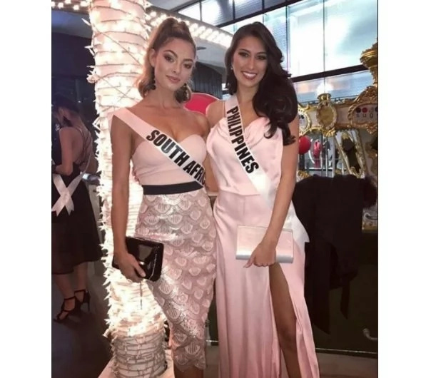 Miss Universe 2017 winner finally opens up about Philippine bet Rachel Peters