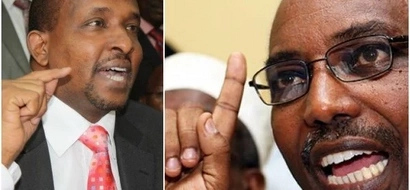 Aden Duale finally reveals why he has been so SILENT