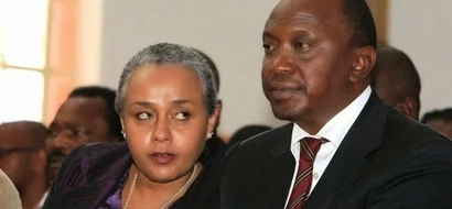 Photos: From Uhuru Kenyatta and others, how love can sweep you away