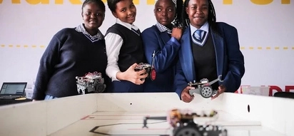 No more housemaids? 10th grade students want to build robot that can cook and clean house
