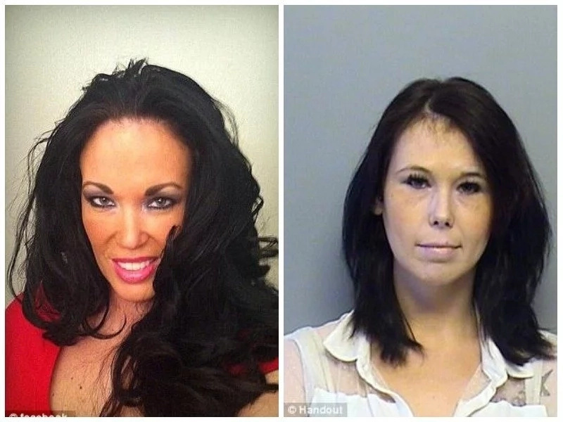 Woman, 29, jailed for 16 years for slashing CORPSE of her boyfriend's ex-lover (photos)