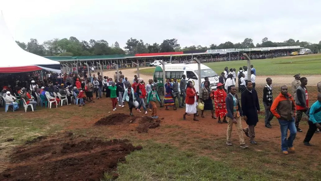Kenyans disgusted over Madaraka Day celebration in Nyeri