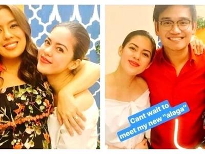 Pinagsabay ang dalawang special events! Epic photos of Nikki Gil's birthday party and cute baby shower go viral!