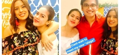 Pinagsabay ang dalawang special events! Epic photos of Nikki Gil's birthday party and cute baby shower go viral!