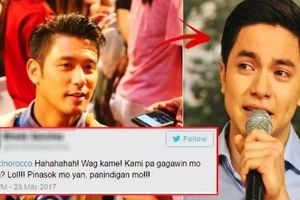 Sinungaling daw! Netizens bash Rocco Nacino for claiming that his IG account was hacked after liking a negative post about Alden Richards!