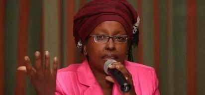 Orengo's wife tells Uhuru to apologise to CJ Maraga after his win was upheld