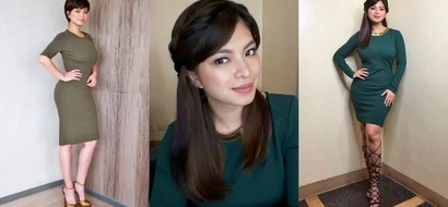 Angel Locsin slays in her new laid back longer hairstyle