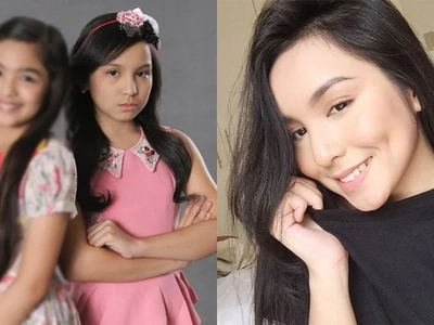 7 photos of Kyline Alcantara that proves she's grown into a beautiful lady