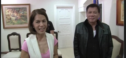 WATCH: President-elect offers Gina Lopez DENR post