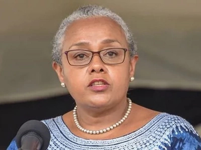 As doctors are 5 days away from Jail, Kenyans turn on Uhuru Kenyatta's wife