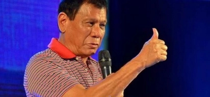 And the king of search engines is…Duterte