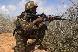 KDF soldiers ATTACKED by al-Shabaab in deadly ambush