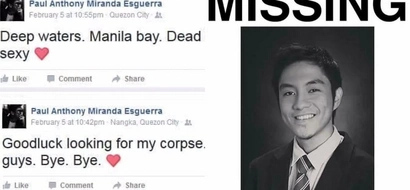 "Marikina teacher who went missing for a week miraculously rose ""from the dead"""