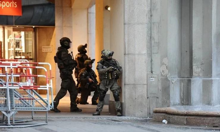 Tiroteo en Múnich dejó varias víctimas mortales