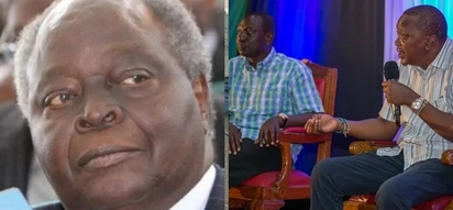 Kalonzo reveals what Uhuru and Ruto did to him in the last days of Kibaki's reign