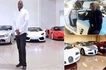 Meet skilful car dealer who has sold 39 cars to Floyd Mayweather