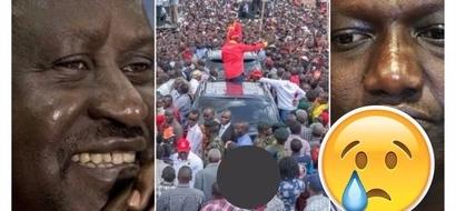 DP Ruto and Jubilee aspirants mercilessly heckled in Nairobi