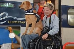 Marieke Vervoort rider réfute qu'elle ait tenté de se suicider après les Jeux paralympiques de Rio