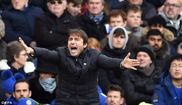 Antonio Conte sends England stern warning on Eden Hazard