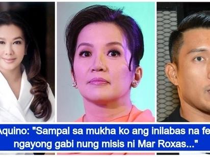 Kris Aquino may buwelta kay Korina Sanchez ng dahil sa pag guest ni James Yap sa 'Rated K'
