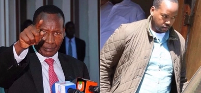 Nkaissery's sons will drink blood and then smear animal fat on their bodies, details of Nkaissery's funeral rituals