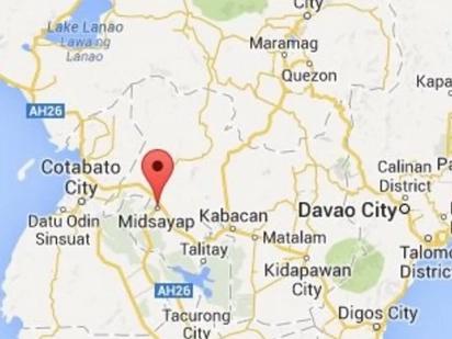 Blast hits Midsayap church in North Cotabato, 13 hurt