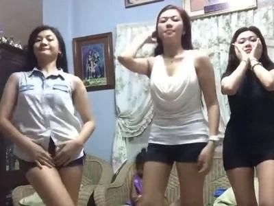 WATCH: Young pinays dance 'Twerk It Like Miley'