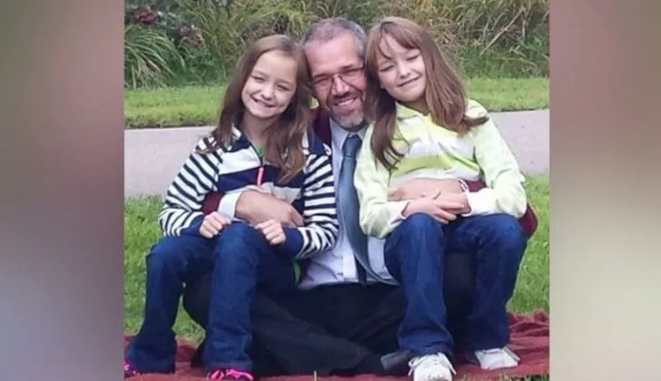 Twin Girls Bone Marrow Recipients Meet Donor After Five Years