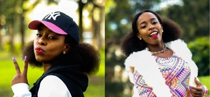 All photos from Saumu Mbuvi's 24th birthday party just days after she was gifted red Range Rover