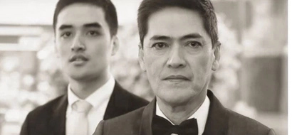 Vic Sotto joins son Vico in house-to-house campaign