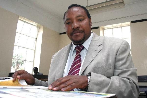 Ferdinand Waititu left ANGRY after bitter rivals recent rise