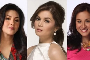 Donna Cruz finally reunited with Regine and Mikee in new photo