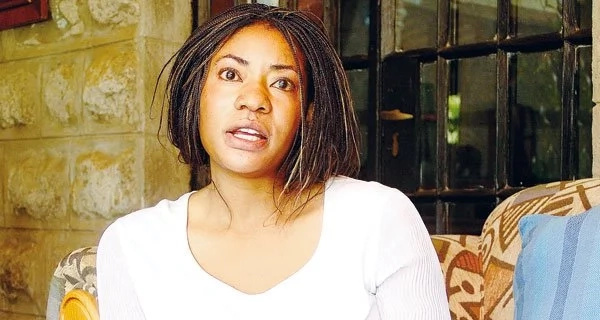 Late Kijana Wamalwa's Widow Yvonne Passes On