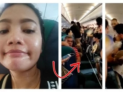 Is this the plane to hell? Pinay netizen exposes fellow passengers' condition in a sweltering plane to Cebu