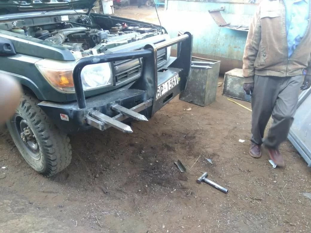 Kibor deflates daughter-in-law's tractor in fresh land row