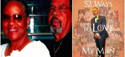 True love! Wife writes book to help husband of 50 years recall as he battles Alzheimer's (photos)