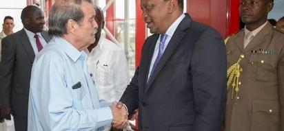 Uhuru arrives in Cuba for bilateral talks to boost his big four agenda