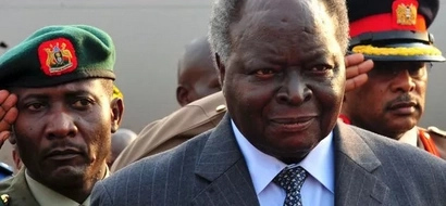 Former president Mwai Kibaki to undergo surgery on Thursday