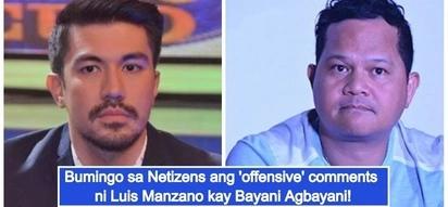 Pinagsabihan dahil sa 'offensive' jokes nya! Netizen calls out Luis Manzano over offensive comments on Bayani Agbayani