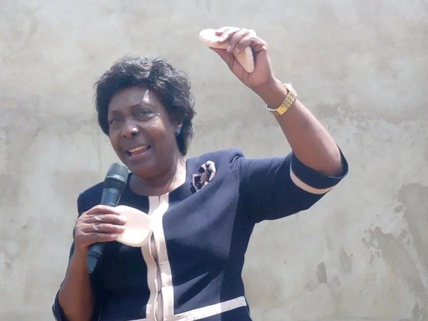 Ngilu akemewa na vijana Mwingi mjini, wamhusisha na Jubilee